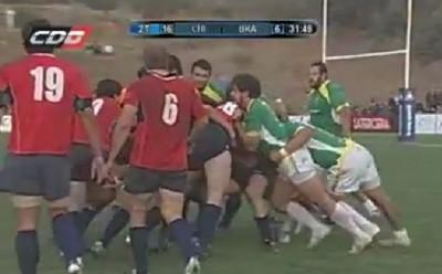 Le rugby de Santiago à Rio