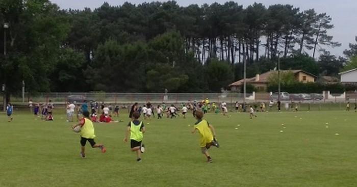 AMATEUR. Le rugby dès l'école primaire dans le Val de l'Eyre