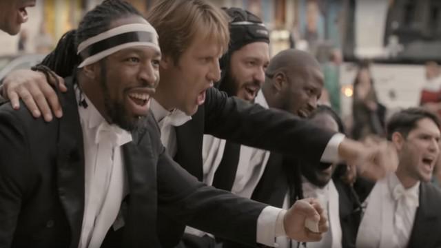 VIDEO. MasterCard rugbyfie l'Opéra Garnier à l'occasion de la Coupe du Monde de Rugby 2015