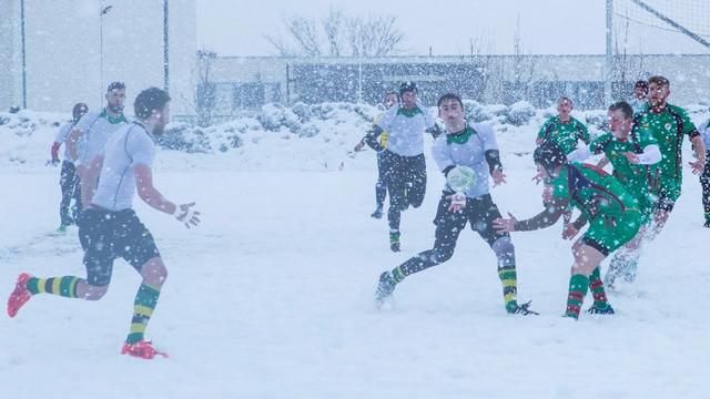 Le rugby existe au-delà du cercle polaire Arctique