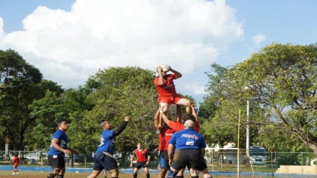 République Dominicaine : la belle aventure rugbystique d'un Français, expatrié en pleine mer des Caraïbes