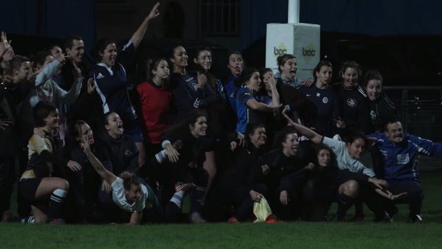 VIDEO. Le rugby féminin fait sa promotion sur la télévision publique et payante