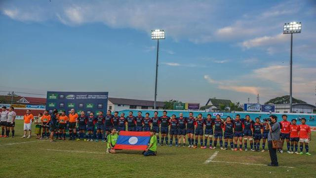 Dany et Grégory Pham, ces Français qui veulent faire grandir le rugby au Laos