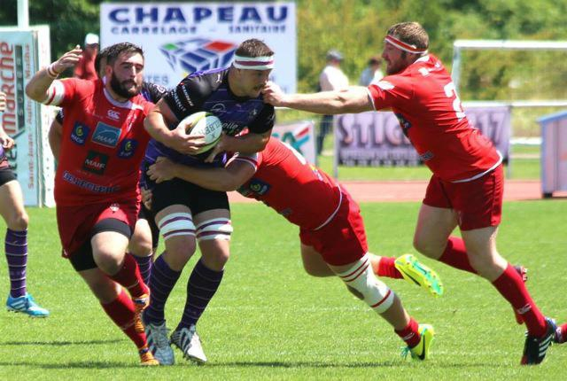 Rugby Amateur : le Top 10 des photos du week-end #6
