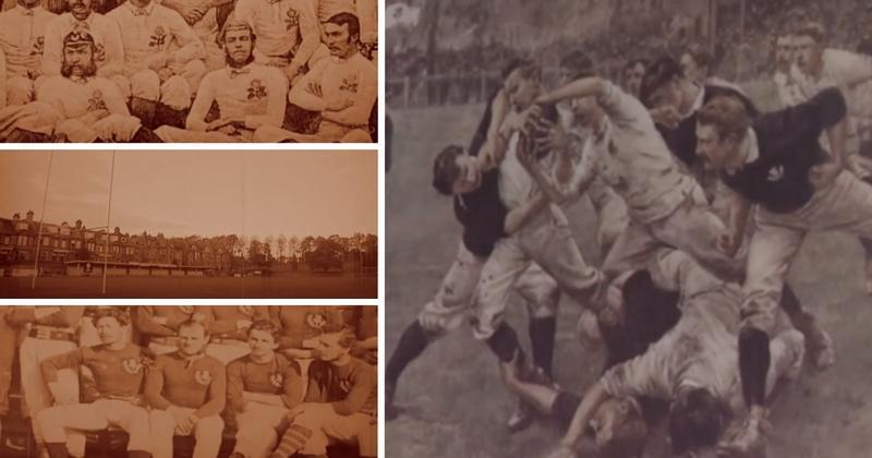 Le saviez-vous : Le 27 mars 1871 se jouait le premier match international de rugby