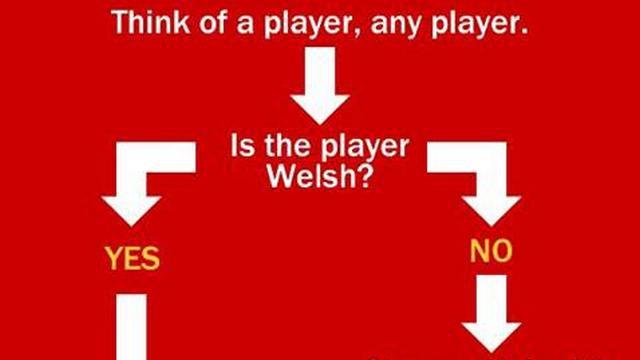 Le schéma plein d'humour qui envoie tous les joueurs gallois en Top 14