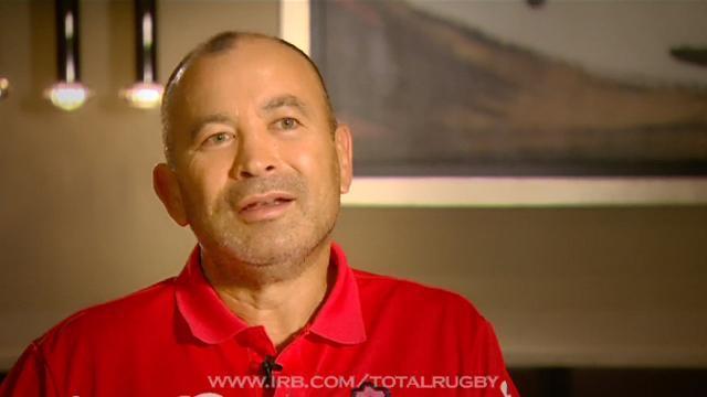 Le sélectionneur du Japon Eddie Jones hospitalisé après une attaque cérébrale