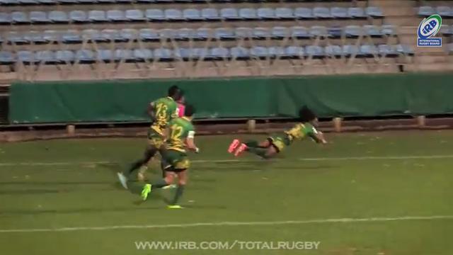 VIDEO. Le Sénégal domine la Côte d'Ivoire à Castres lors d'un match comptant pour le classement IRB