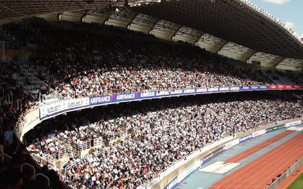 Bayonne-Toulon : L'envers du décor d'un match à Anoeta