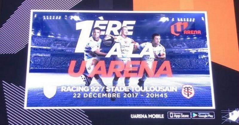Top 14 - Le Stade Français chambre le Racing 92 pour sa première à la U Arena