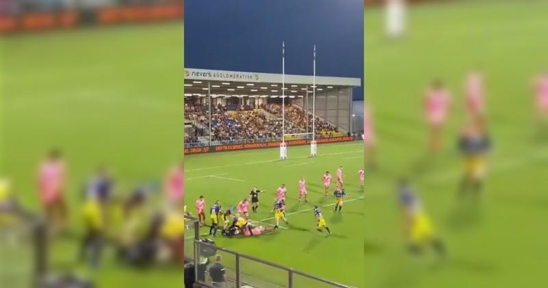 [AMICAL] Le Stade Français domine Nevers pour sa première sortie [VIDÉO]