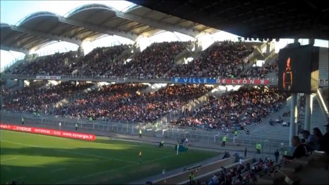 Top 14 : Les Stades Gerland et Pierre-Mauroy présélectionnés pour accueillir les demi-finales
