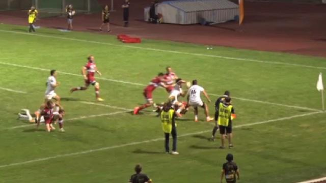 VIDÉO. Le Stade Toulousain d'Ugo Mola réussit ses débuts contre le Racing 92 (15-14)