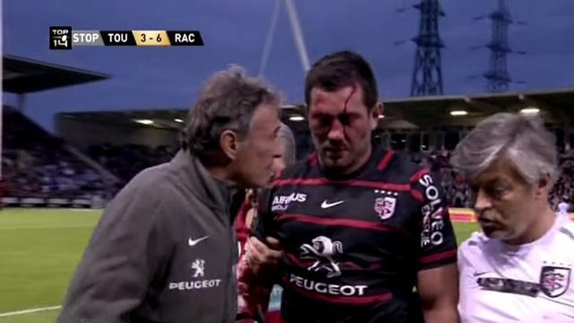 K-O de Florian Fritz - Le Stade Toulousain non sanctionné « car le règlement ne le prévoit pas »