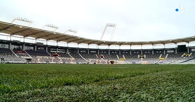 France 2023 - Mobilisation autour du Stadium de Toulouse