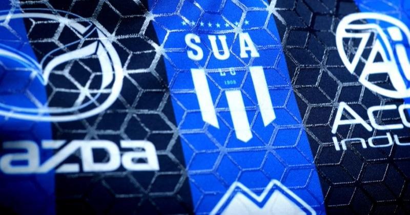 Le SU Agen présente ses (superbes) nouveaux maillots pour 2020/2021