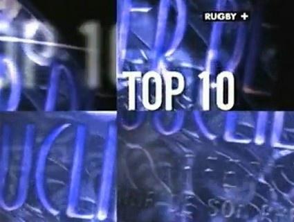 Le Top 10 de la 23ème journée de Top 14