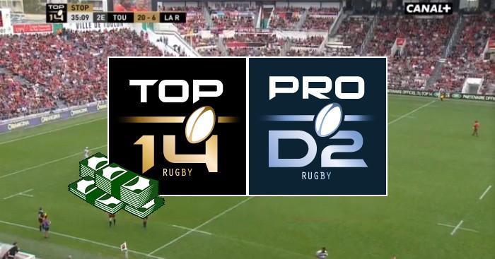 Top 14/Pro D2. Le rugby professionnel, c'est plus d'1 milliard d'euros d'impact économique