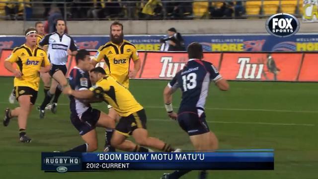VIDEO. Le Top 5 des bouchers du Super Rugby