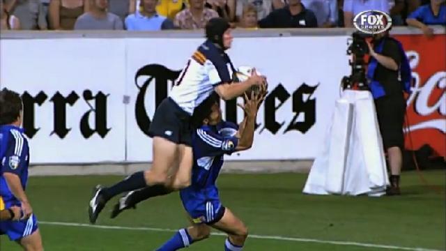 VIDEO. Le Top 5 des finitions les plus spectaculaires du rugby par Fox Sports
