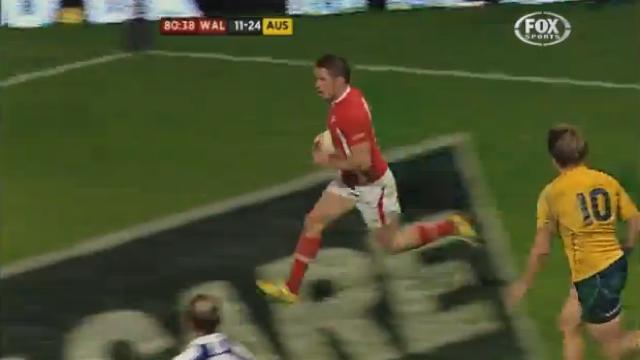 VIDÉO. Le Top 5 des petits gabarits du rugby moderne par Fox Sports