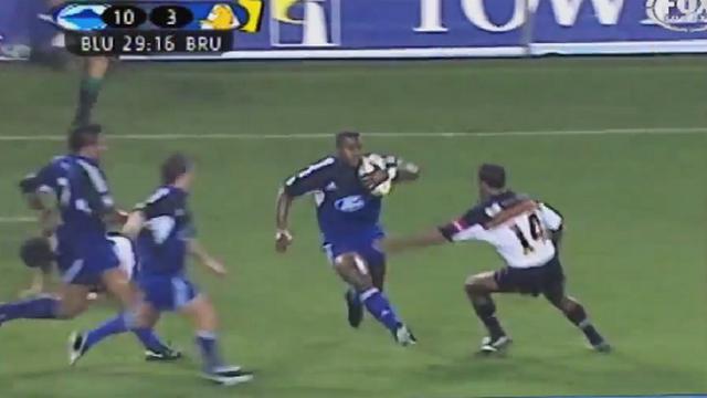 VIDEO. Le Top 5 des plus grands moments de rugby à l'Eden Park par Fox Sports