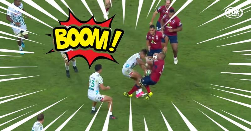 VIDEO. Le Top 5 des plus gros caramels de la saison 2018 de Super Rugby