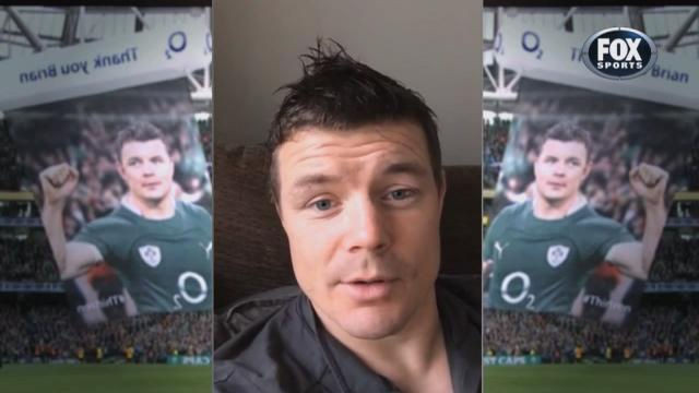 VIDEO. Le Top 5 de Fox Sports des meilleurs moments de Brian O'Driscoll