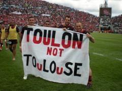 Le vélodrome de Marseille s'essaye au Pilou-Pilou pour Toulon vs Toulouse