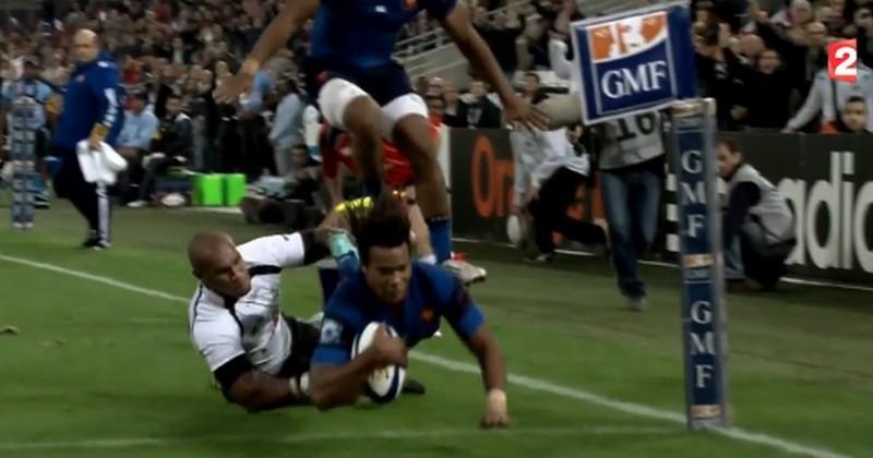 VIDEO. FLASHBACK. 2014. Le Vélodrome théâtre du triplé de Teddy Thomas face aux Fidji