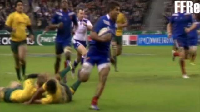 FLASHBACK VIDEO. 2012. Le XV de France fait le match parfait face aux Wallabies au Stade de France