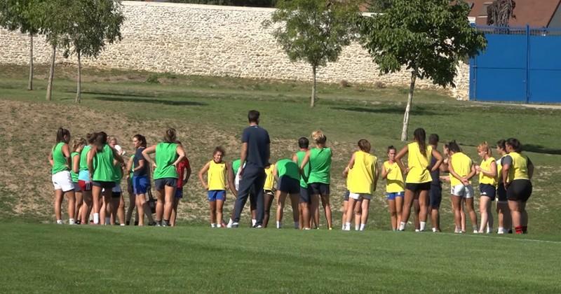 Le XV de France féminin avec 8 joueuses de Toulouse et Montpellier pour le stage