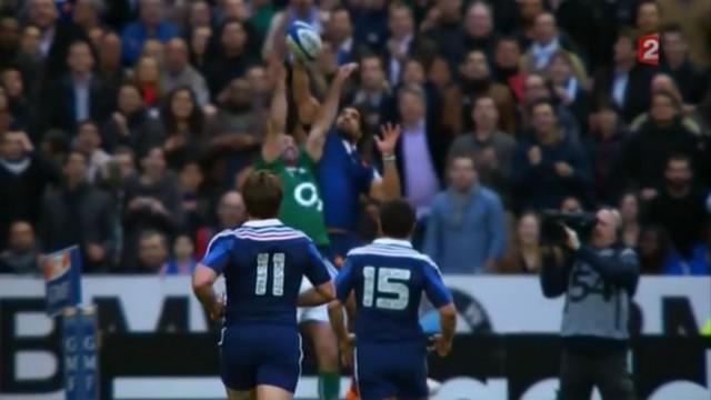 VIDEO. FLASHBACK 2014. Le XV de France séduit mais échoue face à l'Irlande
