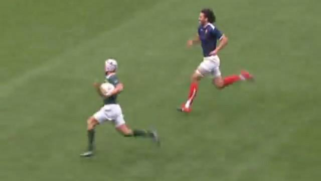 VIDEO. FLASHBACK. 2010. Le XV de France subit sa plus grosse défaite en Afrique du Sud face aux Springboks