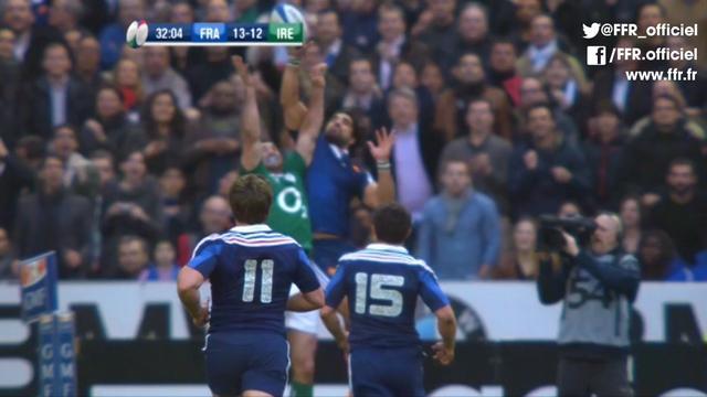 RESUME VIDEO. France - Irlande : les Bleus tiennent la dragée haute aux Irlandais