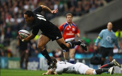 La Nouvelle-Zélande maîtrise la fougue anglaise