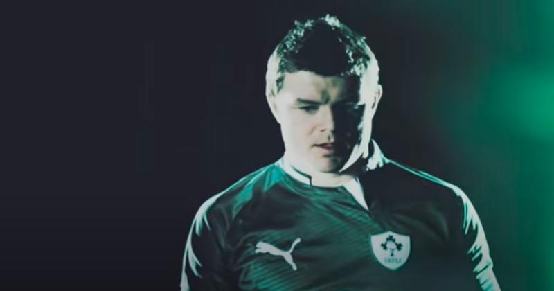 Le XV des Lions XXL de Brian O'Driscoll pour affronter les Boks