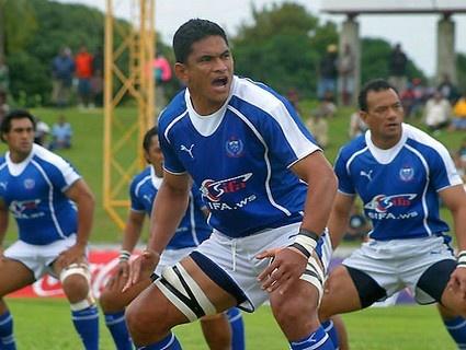 Le XV Samoan remporte la coupe du Pacifique 2010