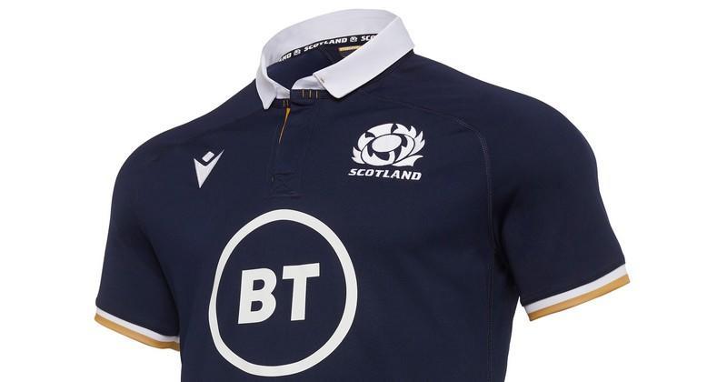L'Ecosse dévoile un nouveau maillot en hommage au premier match international [PHOTOS]