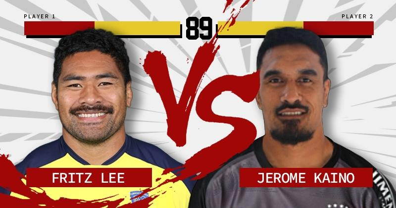 Top 14 - Fritz Lee vs Jerome Kaino : le choc des capitaines !