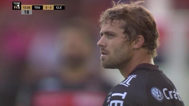 TRANSFERTS : Leigh Halfpenny quitte Toulon, Vincent Clerc prolongé, Edwin Maka au Stade Rochelais ?