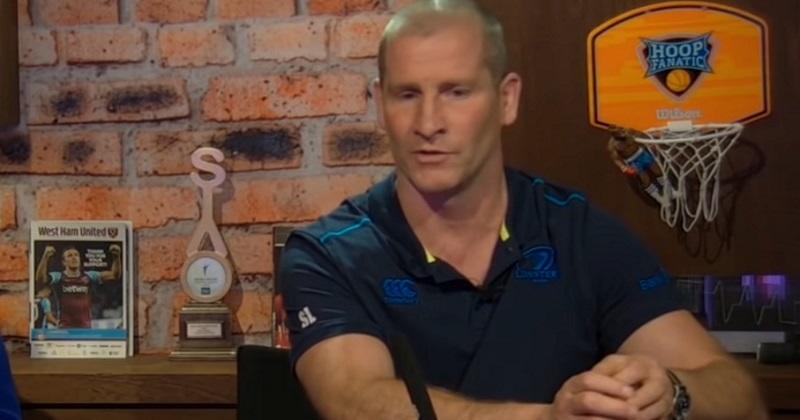 LEINSTER - Stuart Lancaster : ''échouer m'a permis de devenir un meilleur coach''