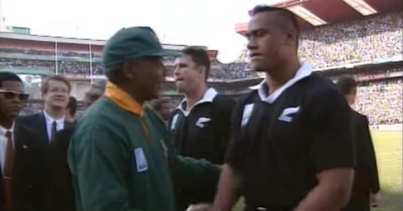VIDEO. L'empoisonnement des All Blacks en 95 raconté par un garde du corps de Mandela