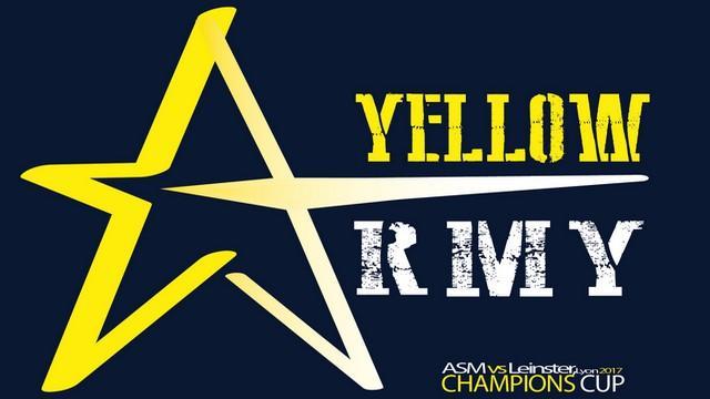 Champions Cup - L'énorme mobilisation de la Yellow Army pour la demi-finale face au Leinster