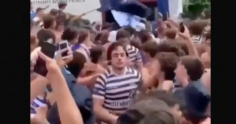 L'entrée de rêve de ce club argentin nous fait frissonner [VIDEO]