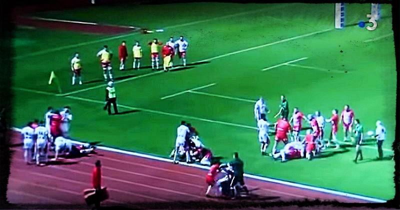 Fédérale 1 - L'Equipe 21 renonce à diffuser Tarbes/Lannemezan après la bagarre