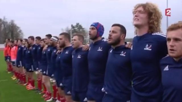 France Universitaires : la liste des joueurs retenus pour le Crunch face à l'Angleterre