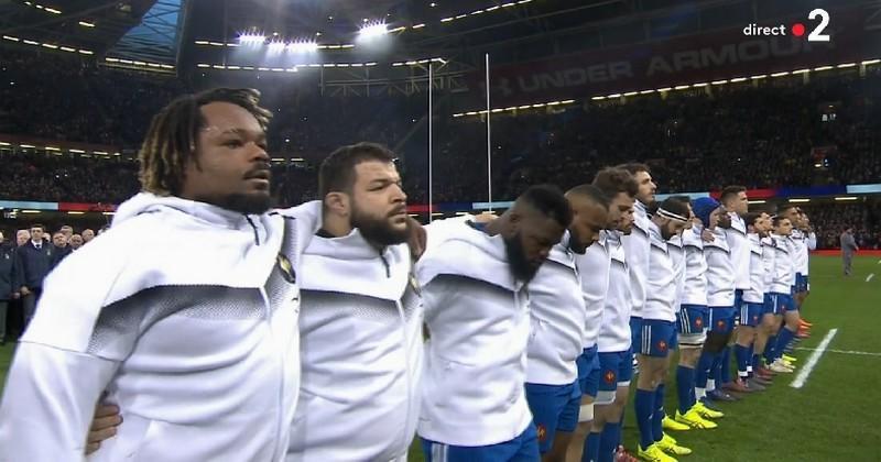 L'équipe type du Tournoi des 6 Nations avec deux Français