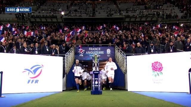 France-Angleterre : l'histoire d'une confrontation de légende au rugby