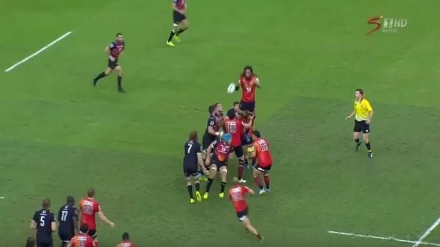 VIDÉO. Super Rugby - Les 5 plus beaux essais marqués après une touche en 2016